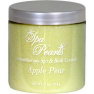 Spa Pearls - Badesalz, Duftrichtung Apple Pear